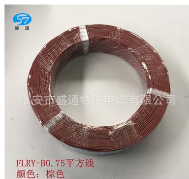 特性与用途适用于电动车,汽车控制器和整车线束 导体材质多股裸铜丝