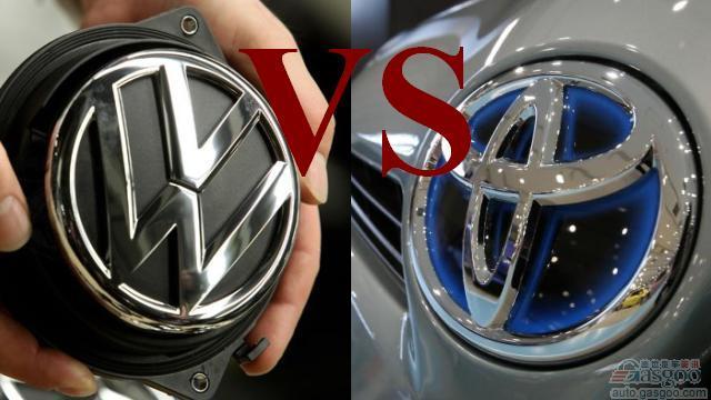 大众汽车2015年中国销量桂冠拱手通用 全球败给丰田